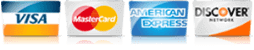 For AC in Pikesville MD, we accept most major credit cards.